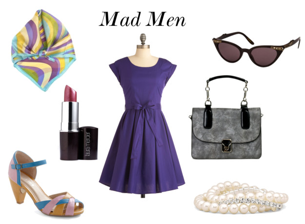 mad men fashion trend